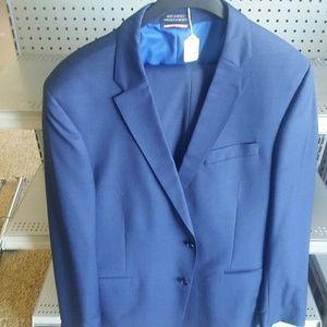 Brand New Blue Tommy Hilfiger Suit